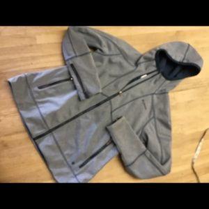 Columbia omnisield XL zipper jacket with hood